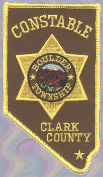 Clark County Constables Patch