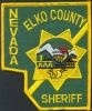 Elko County Sheriff's Office Patch