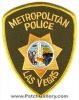Las Vegas Metropolitan Police Department Patch01