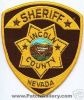 Lincoln County Sheriff's Patch